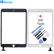Netcosy Touch Screen Digitizer Front Touch Panel Glass for iPad Mini 3 TouchScreen Replacement Part TP + Repair Tool Accessories