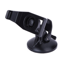 Car Windshield Mount Holder 360 Degree Rotation Car GPS Stand Phone Holder for Garmin Nuvi 200 / 250 / 260 / 205 Suction Cup New(China)