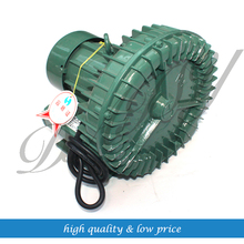 HG-90 220v 50hz Multifunction high pressure vacuum swirling vortex blower / pond aerator(China)