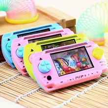 Funny Water Machine Water Ferrule Game Consoles Kids Children Classic Intellectual Toys