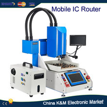 Professinal LY 1001 IC chipset CNC milling router grinding machine for iPhone iPad main board repairing