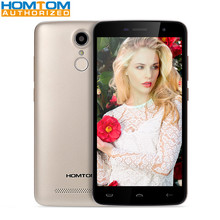 Homtom HT17 Pro 5.5 inch Android 6.0 4G Telephone MTK6737 Quad Core HD Screen 2GB RAM 16GB ROM Fingerprint Sensor Mobile Phone