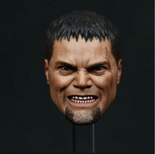 "Custom Man of Steel Superman General Zod Head 1/6 Fit HOT TOYS BODY for 12"" Action Figure doll Toys soldier model(China)"