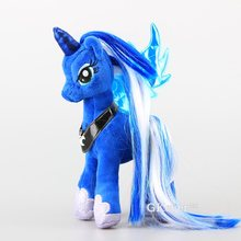 "NEW Arrival Princess Luna Soft Stuffed Dolls Cute Luna Horses Plush Toy Children Gift 9"" 23 CM"