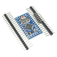 Free Shipping 1PCS Pro Mini Module Atmega168 16M 5V With Crystal Oscillator For Arduino Nano Replace Atmega328