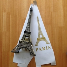 38cm Eiffel Tower model Real life escape game props decorate escape room props