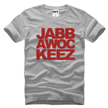 Jabbawockeez Hip-hop Letter Printed Men's T-Shirt T Shirt For Men 2016 New Fashion Short Sleeve Cotton Top Tee Camisetas Hombre