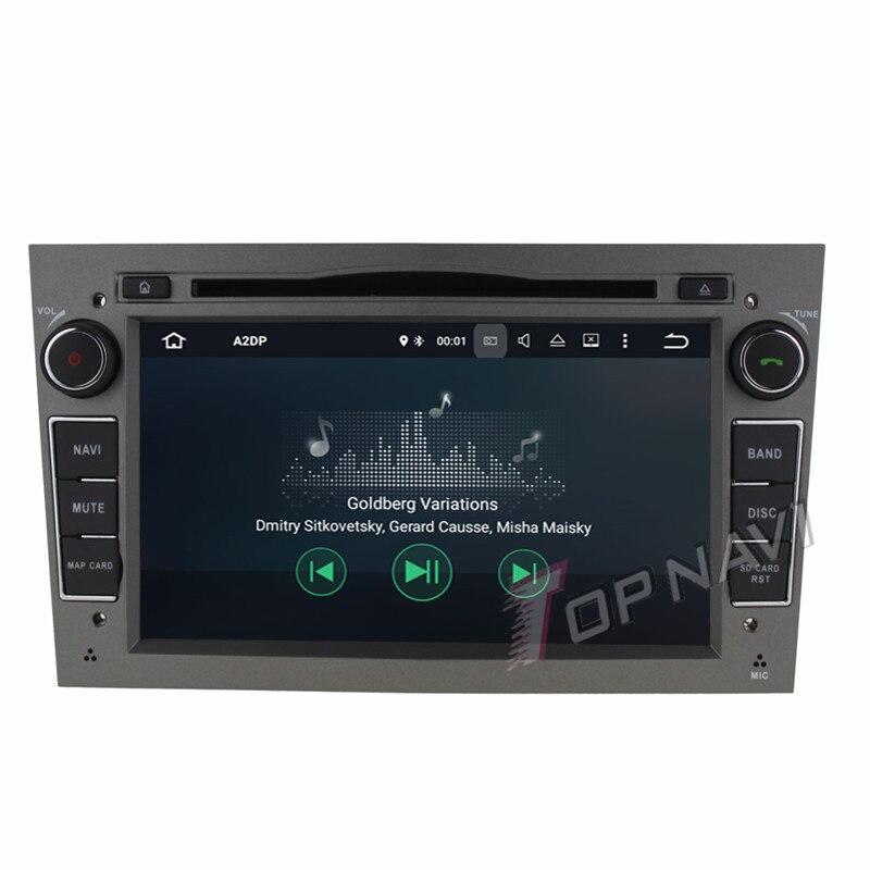 WANUSUAL 7″ Android 7.1 Car DVD DVD Auto Player for Opel Astra/Antara/Corsa/Vectra/Zafira/Meriva 2004-2010 Stereo GPS Navigation