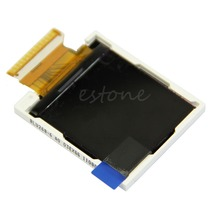 OOTDTY 1.44 Inch Serial SPI Resolution 128X128 True Color TFT LCD Module Display New