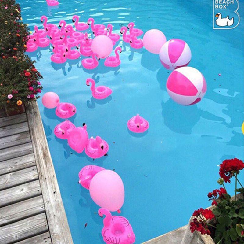Mini Inflatable Flamingo (16)