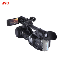 JVC JY-HM360 Professional Handheld 1080P HD Camcorder 18.9 Mega Pixels CMOS Sensor 9H Runtime with Face Recognition Skin Modes(China)