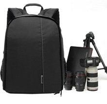 PROFESSIONAL Backpack Camera Case Bag FOR CANON NIKON SONY PENTAX PANASONIC SONY Laptop Bag Travel Bag B012