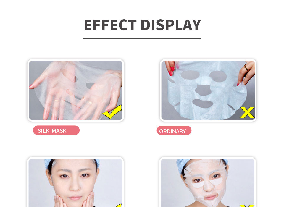 HEMEIEL 3PCS Hyaluronic Acid Face Mask Moisturizing Collagen Korean Mask Sheet Acne Treatment Mask Facial Skin Care Cosmetics 17