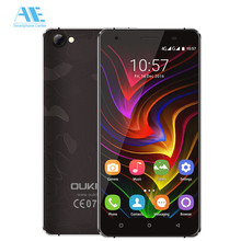Original Oukitel C5 Pro MTK6737 Quad Core Android 6.0 Smartphone 5.0 Inch 2G RAM 16G ROM 8MP Camera FDD LTE 4G Mobile Phone(China)