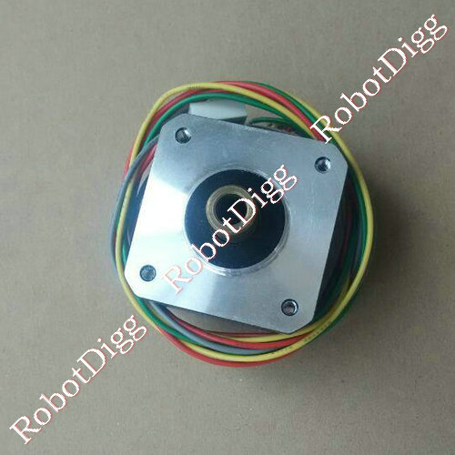Nema17 Hollow Shaft Stepper Motor<br>