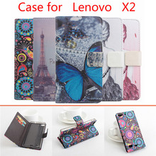 Buy Luxury Painted Lenovo Vibe X2 Retro Flip Leather Case Cover 5 inch Lenovo vibe X2 Phone Cover Case Wallet Case for $4.92 in AliExpress store
