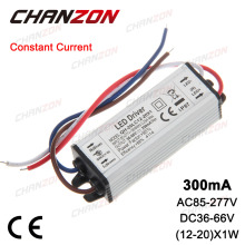 Constant Current LED Driver 300mA 12W 15W 18W 20W 300 mA AC85-265V IP67 Waterproof Lamp Light Power Supply Lighting Transformer
