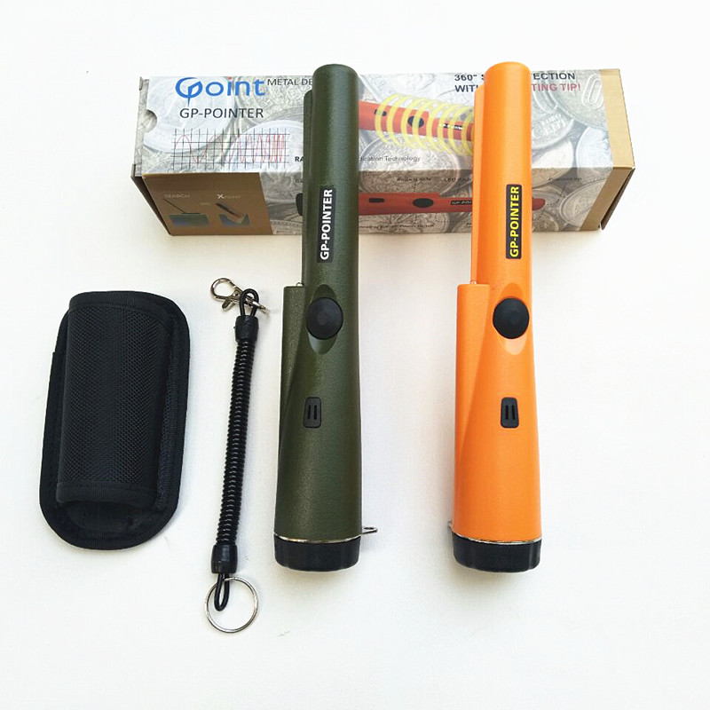 Frees Shipping New Arrived CSI Pinpointing Hand Held GP-Pointer Metal Detector Pinpointer Function The same Garrett Detector<br>