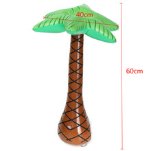 Inflatable Hawaiian Tree Large Inflatable for Palm Tree Jungle Toy For Hawaiian Summer Beach Party Decoration Kids Children Gift
