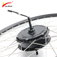 JS 26inch 250/350/500 W Rear Wheel Motor e Bike Parts Electric Bicycle Conversion Kit LED LCD Bicycle Computer Controller Bike