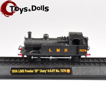 "Limited Collectible 1924 LMS Fowler ""3F Jinty"" 0-6-0T No.7279 Model Train Kids Toys For Children Birthday/New Year Gifts F"
