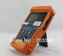 New 3.5 inch LCD CCTV tester monitor video cable testing PTZ control video digital zoom 12V output(China)