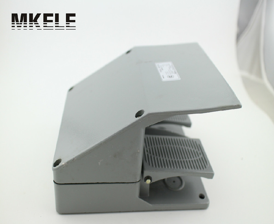 High Quality Foot Switch EN (YDT1) -16 Double China Automation Electric Code Grabber Domotica Broadlink <br>