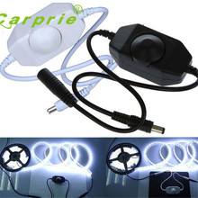 CARPRIE 12V/24V 6A LED Brightness Adjust Dimmer Controller for Single Color Light L70307