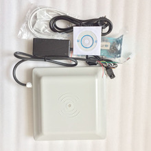 free SDK_Long range passive uhf rfid reader 2~5meter distance and WG26/34,RS232/485 interface
