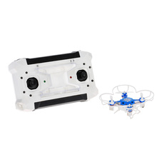 FQ777-124 FQ777 124 Micro Pocket Drone 4CH 6Axis Gyro Switchable Controller Mini quadcopter RTF RC helicopter Kids Toys F15170(China)