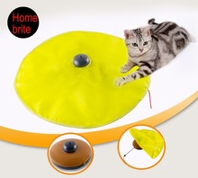 Toys For Cats,Undercover Mouse toy,DIA 57CM,Electronic Pet Play Toy,Battery Power,Cat Training Tool PP005