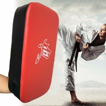 40 x 20 x 10cm Boxing pad Leather PU Martial Art Taekwondo MMA Boxing Kicking Punching Foot Target Pad New Brand
