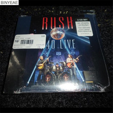 BINYEAE- New CD Seal: R40 Live Rush 3CD light disk [free shipping](China)