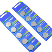 EDT-10 x 3V CR2032 Lithium Button Premium/ Battery