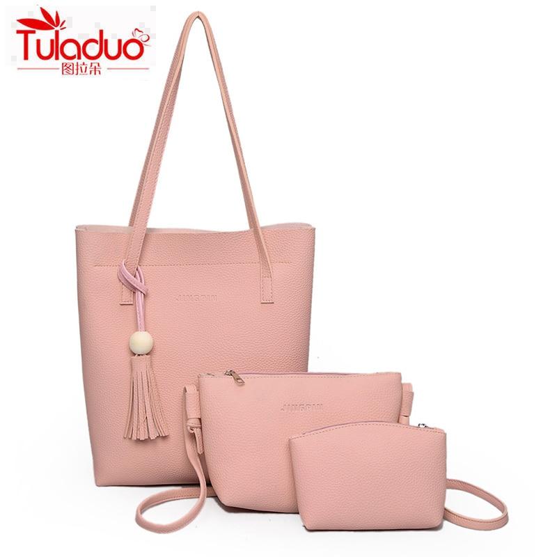 Women Luxury PU Leather Handbags Famous Woman Shoulder Bags Brand 2017 Fashion Women Bag High Quality Ladies Shoulder Bag Bucket<br><br>Aliexpress