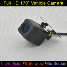 Waterproof CCD HD 520TV 960*576 pixel Car Auto Back Up Reverse Backup Night Vision Rear View Camera Universal Parking Assistance