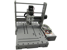 3 axis Small Wood Milling Machine 3040 300W DIY CNC Machine for hobby