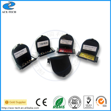 OEM Compatible one set color toner chip for Xerox Phaser 6180 K/M/Y/C printer cartridge refill reset 8K/2K/6K