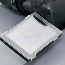 JJC LN-D5100 Optically Clear Hard LCD Cover Screen Monitor Protector for NIKON D5100 DSLR Camera