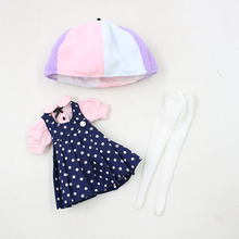blyth doll Director suit Hats socks skirts shirts suitable for normal Azone joint body 1/6 icy doll(China)