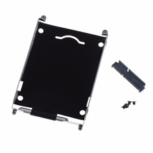 1 x Fit For HP EliteBook 2560p 2570p Series SATA HDD Hard Drive Disk Caddy+Connector P30