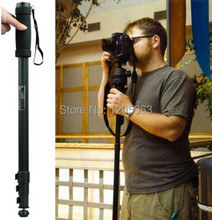 "Hot selling WT1003 WT-1003 Professional Alloy Camera tripod Monopod Lightweight 67""(171cm) for Sony Canon Nikon DSLR Universal"