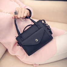 Promotion 2016 ladies designer handbags high quality black crossbody bags for women sac a main vintage small tote bags for girls