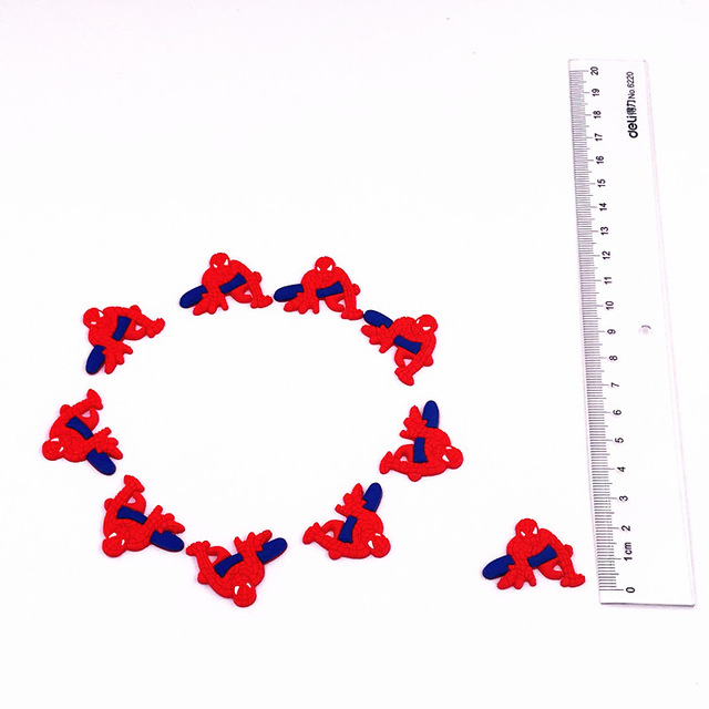 10PCS-Lovely-Cartoon-Avenger-Spiderman-Batman-Captain-America-PVC-Flatback-DIY-PVC-Shoe-Charms-DIY-Gadgets.jpg_640x640 (9)