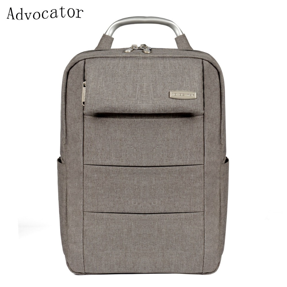 Up To 17 Laptop Backpack Men Business Multifunction Large Capacity  Solid Gery Cute Stylish College Student School Backpack Bag<br>