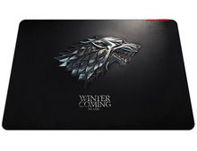 hot Game of Thrones mouse pad Massive pattern mousepads gear gaming mouse pad gamer large personalized pad mouse keyboard pad(China)