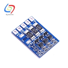 EYEWINK 10pcs 3 series 11.1V 18650 lithium battery equalization board 12.6V polymer battery equalization board