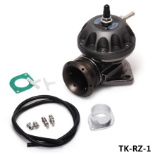 Adjustable Aluminum Type-RZ Boost PSI Turbo/Intercooler Blow Off Valve BOV  TK-RZ-1