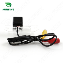 HD CCD Car Rear View Camera for Ford Focus 2009/2010/2011 Car Reverse Parking Camera Night Vision Waterproof(China)