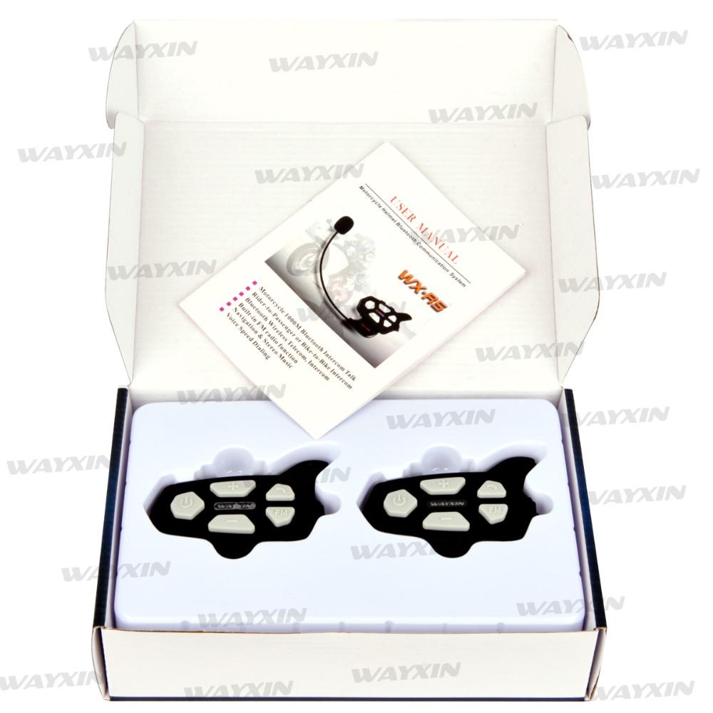 WAYXIN-2pcs-Intercom-Built-in-FM-Radio-Motorcycle-Bluetooth-Helmet-Intercom-1000M-Wireless-Waterproof-MOTO-Interphone(4)